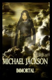 Michael jackson immortal album cover