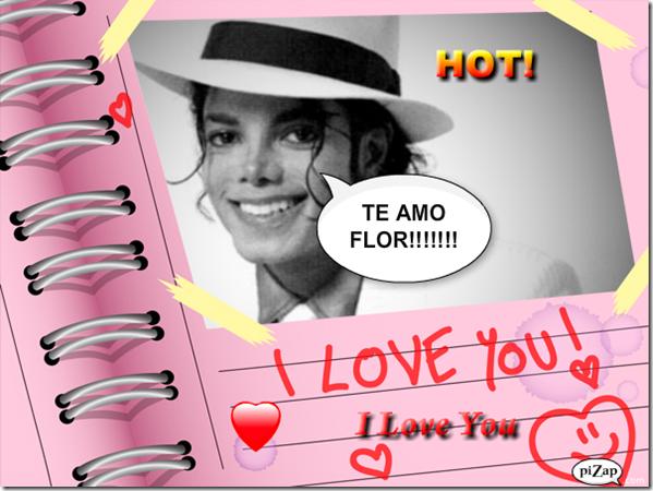 Michael me ama!!!!!!!!