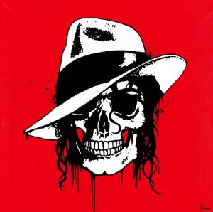 Michael-Jackson-Skull-Paintings-by-George-Ioannou